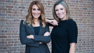 Sarah Brennan and Caroline Dakin, Evolving Edge