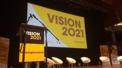 Vision 2021 Stage