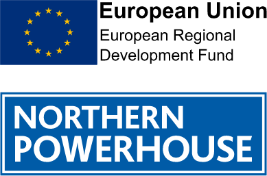 EU & Northern Powerhouse Logos