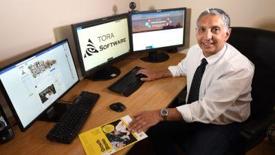 Jason Dahar of Tora Software