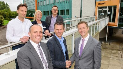 Relative Insight receive NPIF Investment