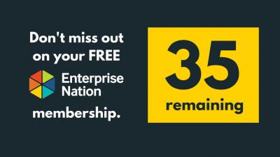 Enterprise Nation - 35 remaining