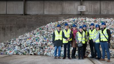 Low Carbon Innovation Forum - Plastic Mountain