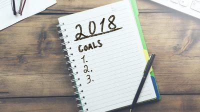2018 Diary