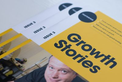 Growth Stories - Issue 3
