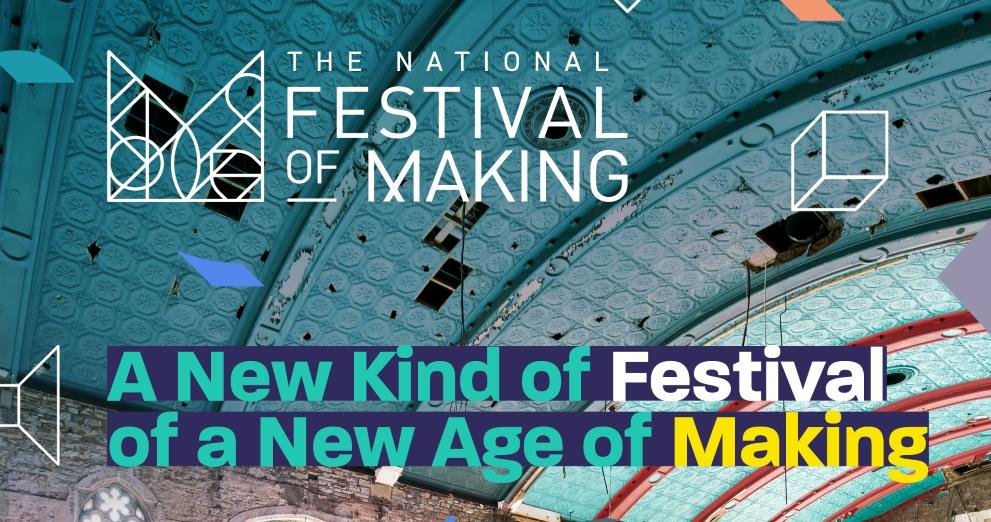 Resultado de imagem para Festival making 2018