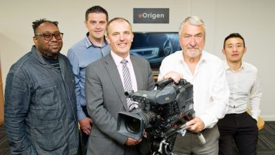 eOrigin have been supported by the Northern Powerhouse Investment Fund