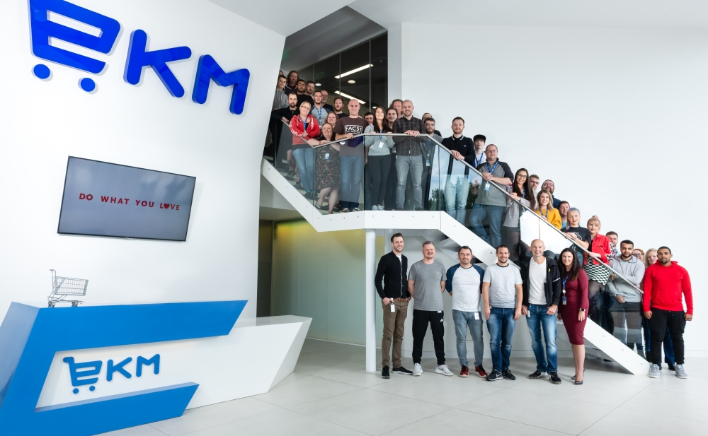 The EKM Team