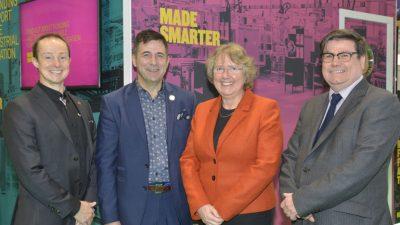 Made Smarter Launch - Lancashire PR photo