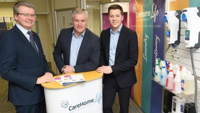 Care Home Life Managing Director Joel Fishwick