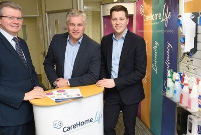 Care Home Life Managing Director Joel Fishwick