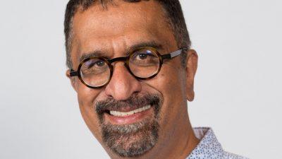 Nitin Rai, Venturefest NW 2019 Keynote