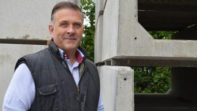 Wolfenden - Managing Director Richard Moody