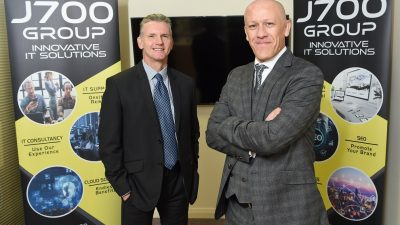 Paul Bury - Growth Mentor and Jonathan Cundliffe - J700 Group