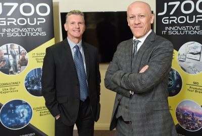 Paul Bury - Growth Mentor and Jonathan Cundliffe - J700 Group