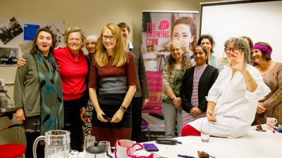 Lancaster's Cat Smith MP Visits Women in Business Network
